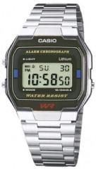 Casio Unisex karóra A163WA-1QES akciós áron