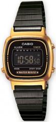 Casio Női karóra LA-670WEGB akciós áron