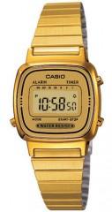 Casio Női karóra LA-670WG-9 akciós áron