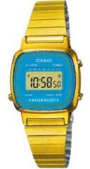 Casio Női karóra LA-670WGA-2 akciós áron